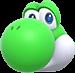 Mario Sonic Rio Yoshi Icon