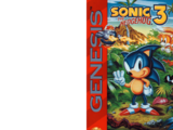 Sonic the Hedgehog 3/Manuals