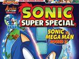 Archie Sonic Super Special Magazine Issue 14 (original version)