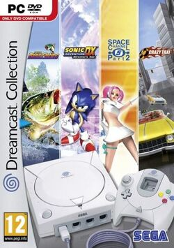 Sega dreamcast collection-1725276