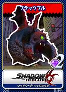 Shadow the Hedgehog karta 4
