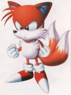 Sonic Chaos Tails 4