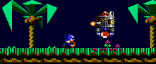 Sonic Chaos intro