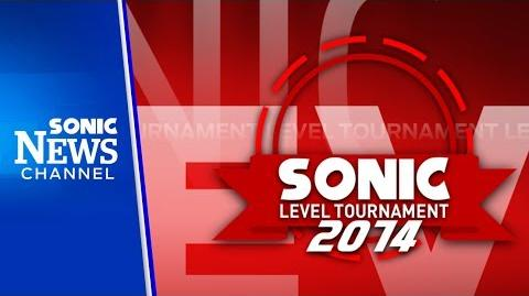 Sonic News Channel The Ultimate Sonic the Hedgehog Level Tournament 2014