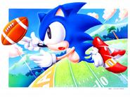 Sonic Screen Saver 17