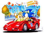 Sonic Screen Saver 18