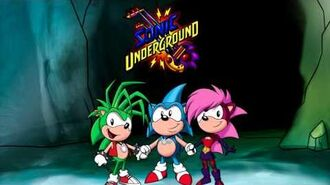 Sonic Underground theme (Sega Genesis Remix)