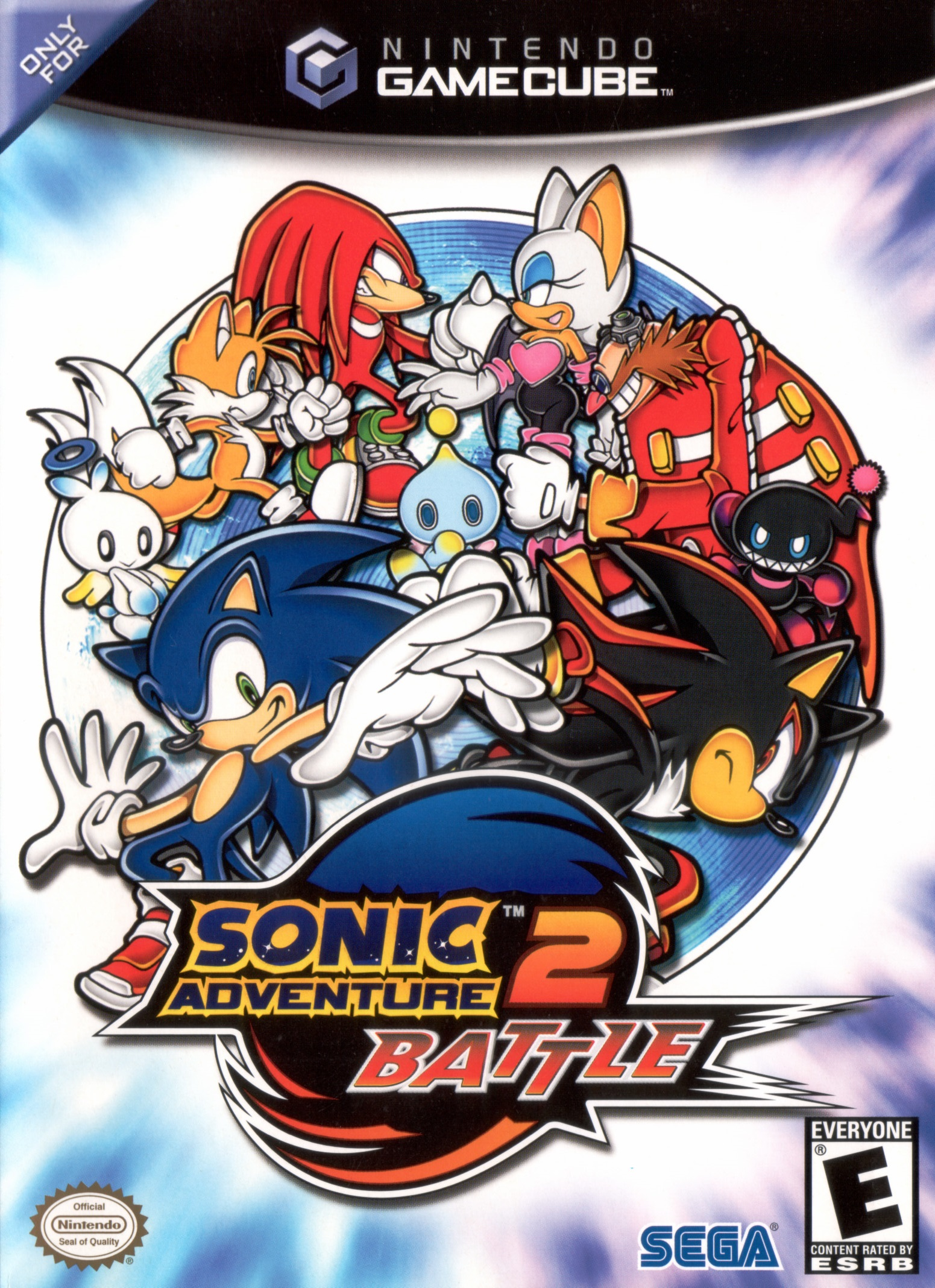 Sonic Adventure 2: Battle | Sonic News Network | FANDOM powered by Wikia