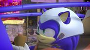 WHATSG Sonic helmet