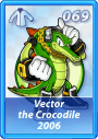 Card 069 (Sonic Rivals)