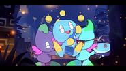 Chao in Space Animation 105