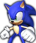 Rivals Sonic sprite 2