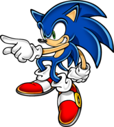 Sonic Art Assets DVD - Sonic The Hedgehog - 16