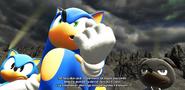 Sonic Forces cutscene 360