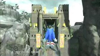 Sonic Unleashed Commercial-0