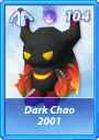 Card 104 (Sonic Rivals)