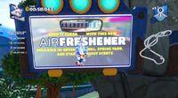 Digital Signage- Classic Sonic