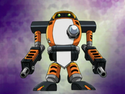 Epsilon Sonic X ep 27