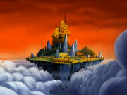 Floating Island Underground