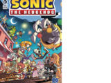 IDW Sonic the Hedgehog Issue 31