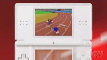 Mario & Sonic at the Olympic Games Nintendo DS 1