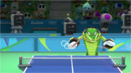 Mario & Sonic at the Rio 2016 Olympic Games - Vector Table Tennis