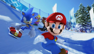 Mario Sonic Olympic Winter Games Opening 63