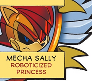 Metal Sally 45098