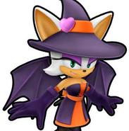 SonicRunners HalloweenRouge