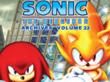 Archie Sonic Archives Volume 22