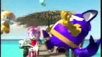 Sonic Heroes Japanese Commercial 2