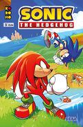 Sonic Kodomo Cover 3