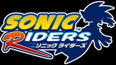 "Sonic Riders ""Sand Ruins"" Music Request"