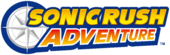 Sonic Rush Adventure logo