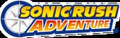 Sonic Rush Adventure logo