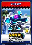 Sonic Unleashed karta 4