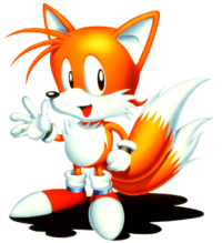 """StH2 Miles """"Tails"""" Prower"""