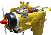 Tails (Sonic & SEGA All-stars Racing DS)