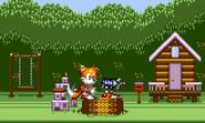 Tails Adventure ending 1