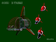 X-treme enemy concept 49
