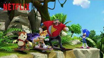 人気ゲームシリーズが3DCGアニメに!『ソニックトゥーン』吹替版、7月1日独占配信スタート