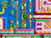 High-Speed-Warp-Tube-Entrance-Knuckles-Chaotix