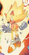 IDW Super Sonic