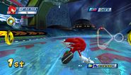 Mario Sonic Olympic Winter Games Gameplay 269