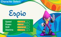 Mario Sonic Rio 3DS Stats 12