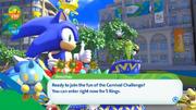 Mario Sonic Rio Wii U Beach 36