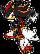Shadow-Sonic Adventure 2 Packshot Render