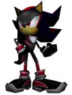 Shadow-Sonic Rivals Alt Costume-2