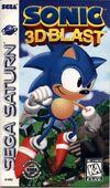 Sonic 3D Blast (U) Front