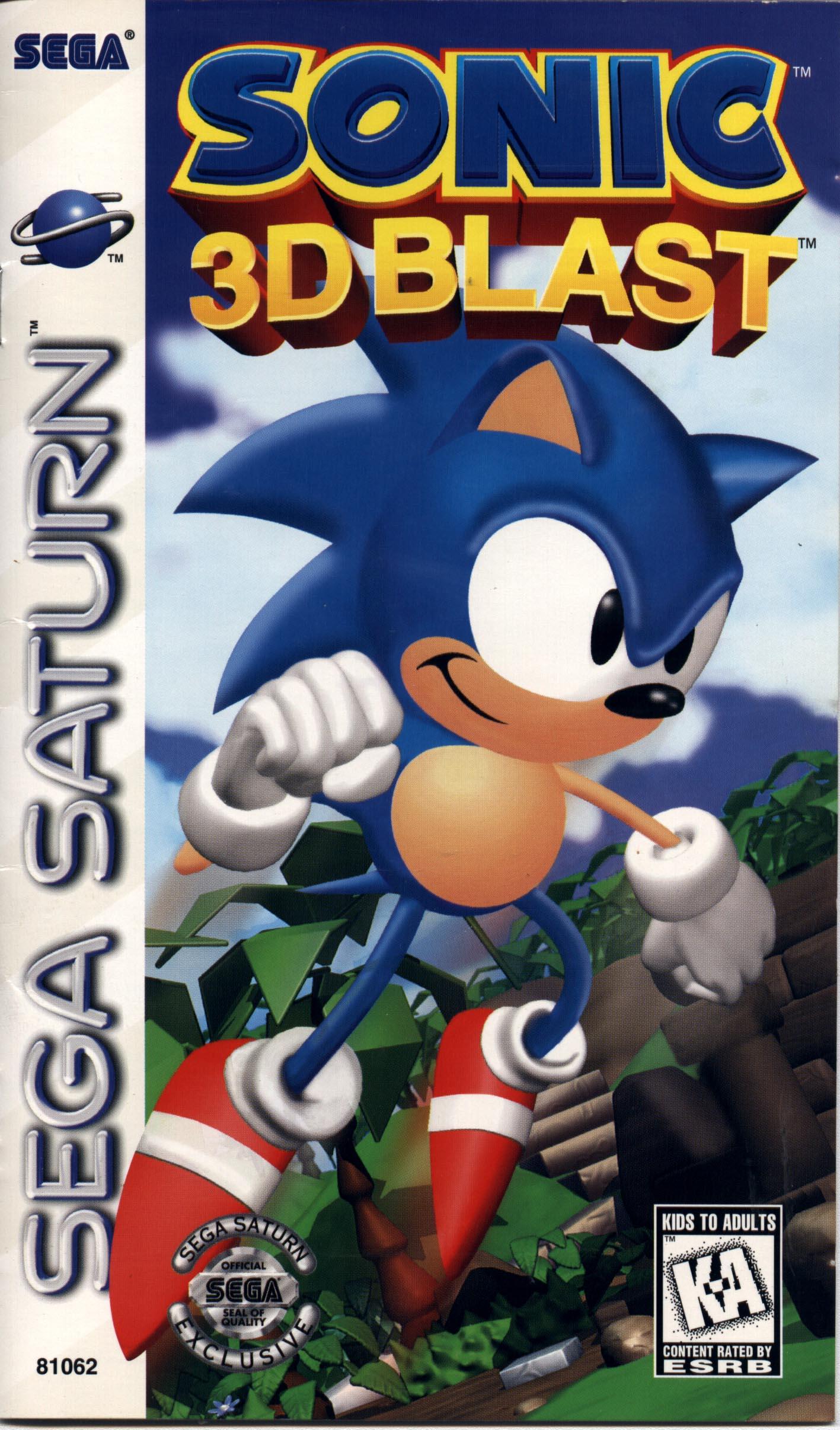 Sonic 3D Blast | Sonic News Network | FANDOM powered by Wikia